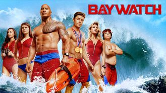 Netflix box art for Baywatch